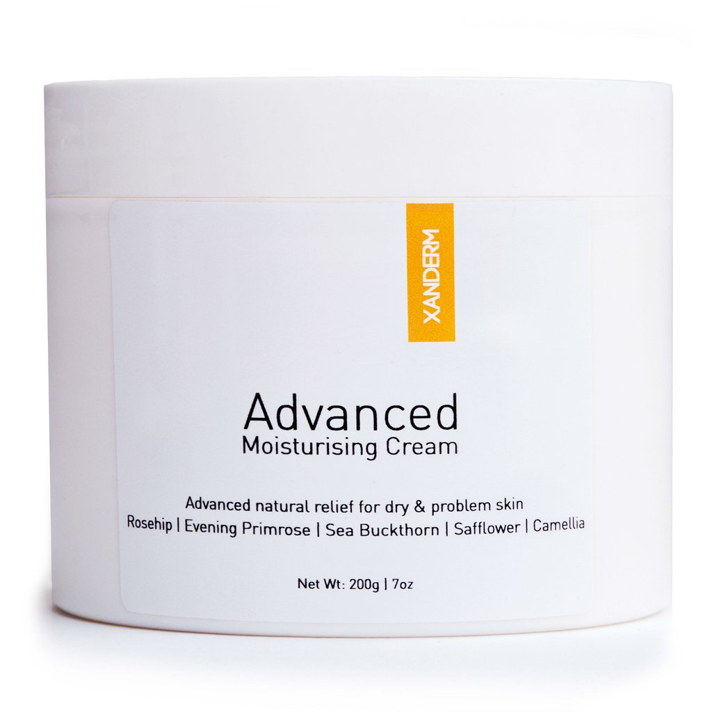Xanderm Advanced Natural Eczema Cream